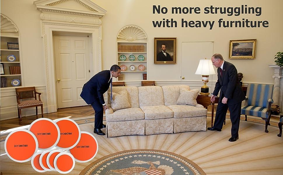 easy slide furniture appliances move heavy