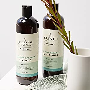 SUKIN NATURAL HAIR - CONDITIONER