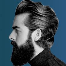 DONNIEBARBER Beard /Hair Straightener DB-2460 9