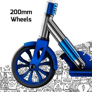 200mm wheels