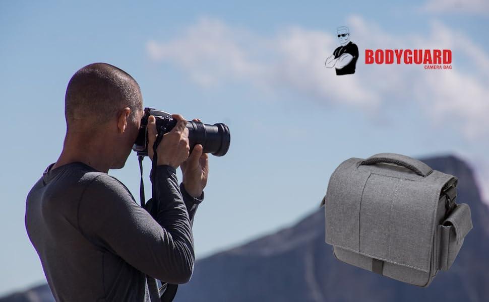 Custodia per fotocamera Nikon Canon