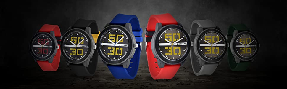 Giordano Analog watch