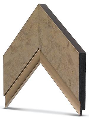 Contemporary Bronze frame