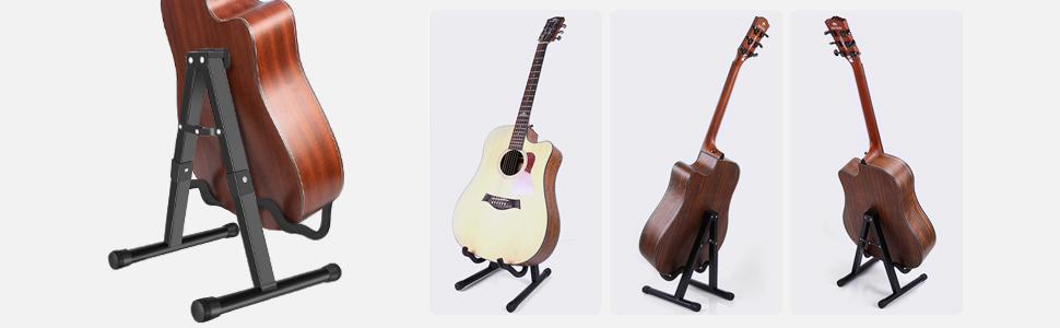Fame Lightweight A-Frame Guitar Stand