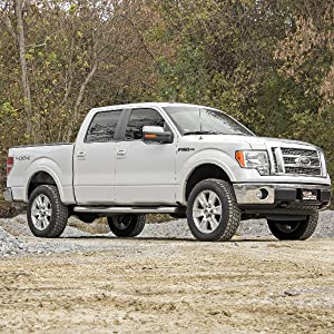 Rough Country 2 Leveling Kit Fits 2009-2019 Ford F150 Suspension System 52201