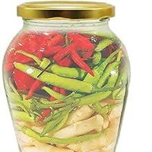 glass jars 1000ml