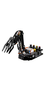 Amazon com: SunFounder Arduino Robotics Kit, 4-DOF Dancing