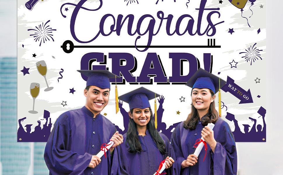 2021 graduation decorations