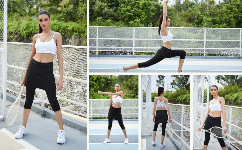 women capris yoga pant
