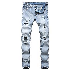 mens skinny stretch jeans