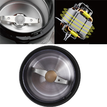stainless grinder