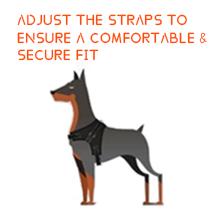 Dog Vest Non pulling Harness