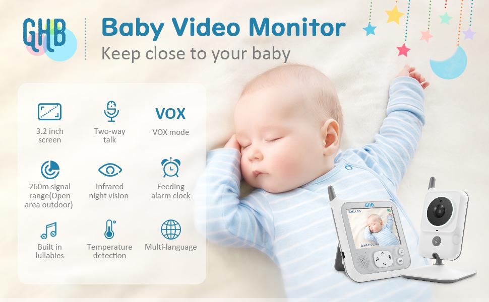 GHB baby monitor
