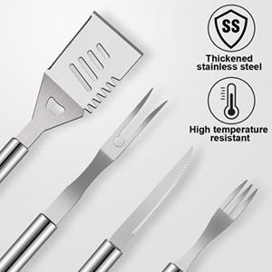 BBQ Grill Accessories Tools Set