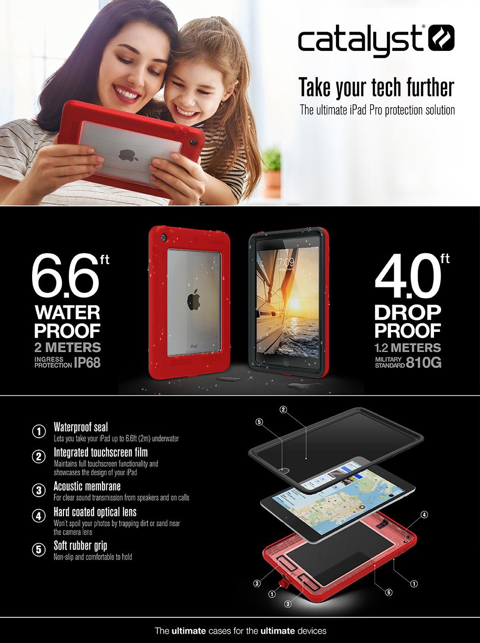 iPadmini5 red