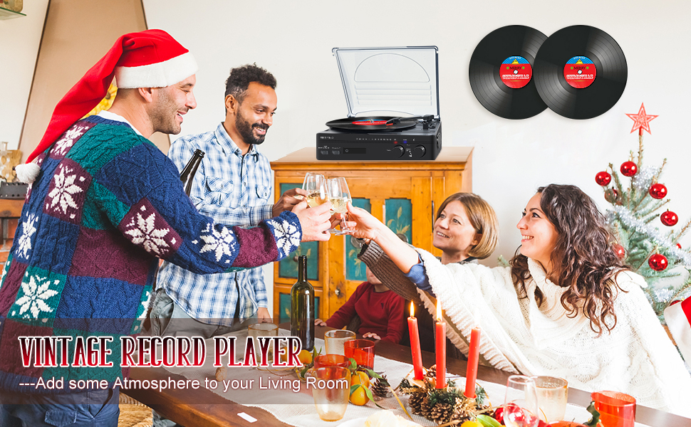record player for Christmas Gift