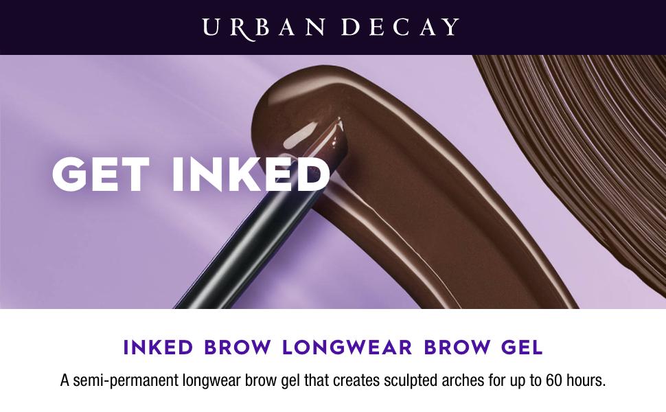 Urban Decay - Street Style Brow - Inked Brow