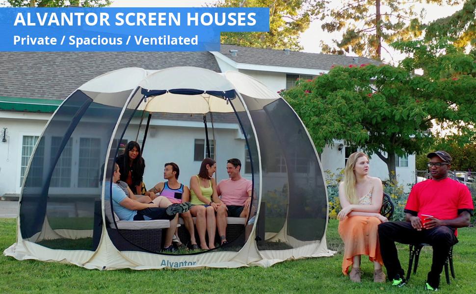 Pop Up Party Wedding Patio Tent Gazebo Canopy Market