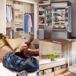 closet, carbon, moho, cocina, mochila, gym