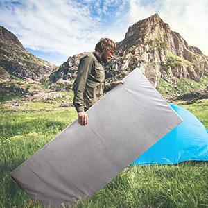 camping foam pad