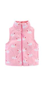girls WARM vest