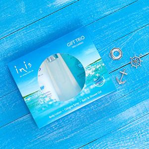 inis energy sea ocean gift set travel oceanfresh unisex cologne