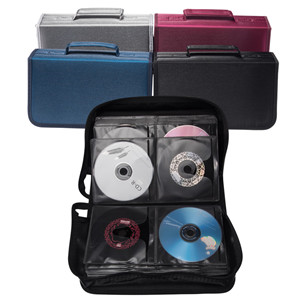 128 Capacity CD/DVD case Wallet