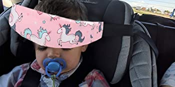 baby carseat head support
