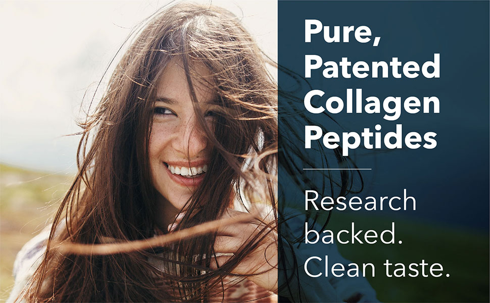 Patented Collagen Peptides