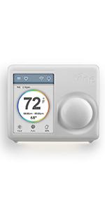 Vine Smart Programmable wifi thermostat model TJ-919