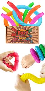 Pop Tubes