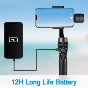 12H Long Life Battery