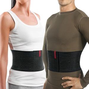 Breathable Abdominal Binder Postpartum Postoperative Wrap Abdomen Hernia Support Belt