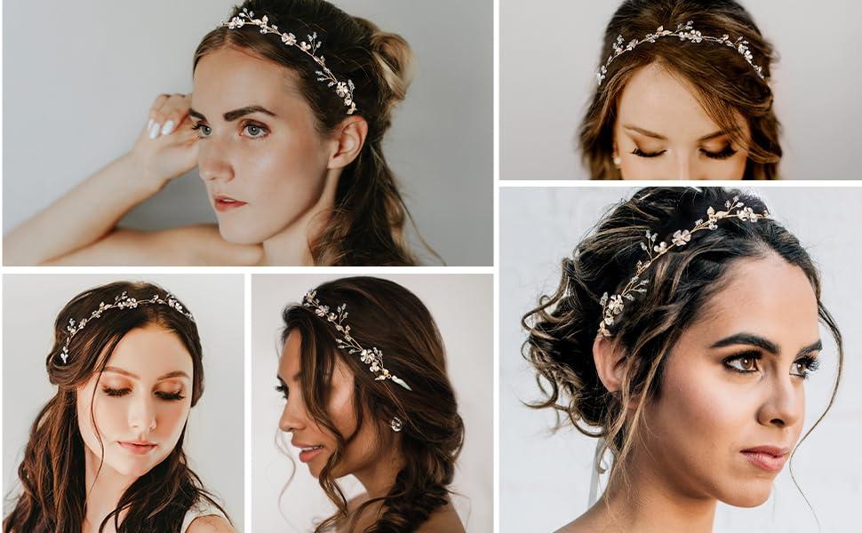 Wedding Hair Accessories Brides