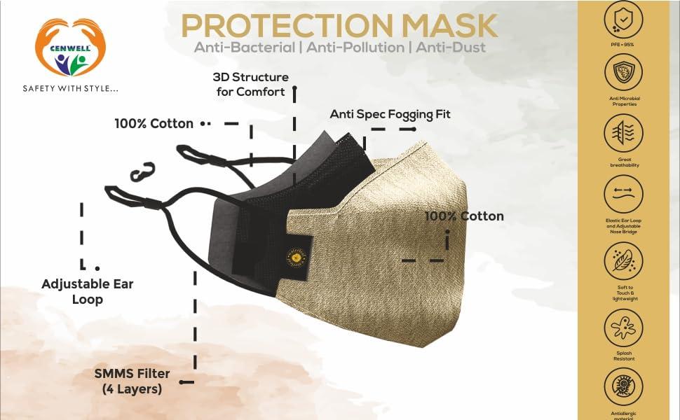 cenwell Mask