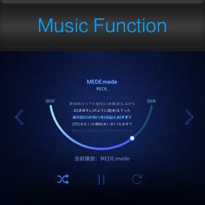 Music Function