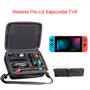 Smatree Funda de viaje para Nintendo Switch Consola, Mando Pro ...
