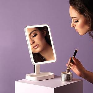 Fancii smart magnifying vanity mirror