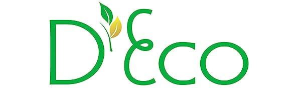 D'eco Logo Earth