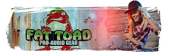 Fat Toad -Pro Audio Gear