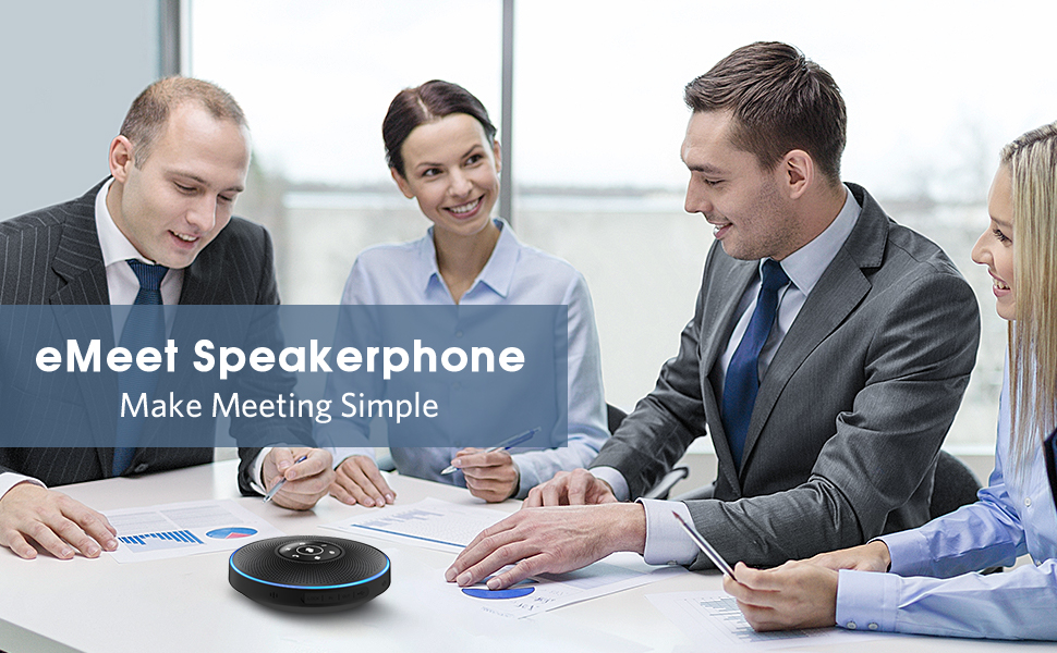 eMeet M2 Speakerphone