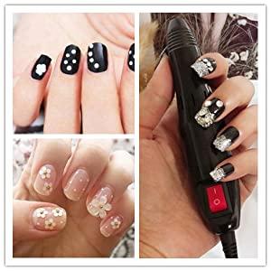 Acrylic Nails Gel Nail Glazing Nail Drill Nail Art Polisher Sets