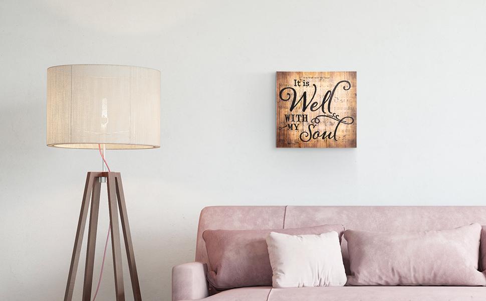 Decorative Plaque