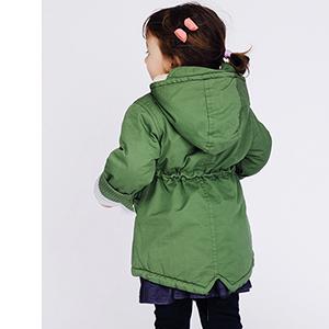 Girls Winter Coat Jacket