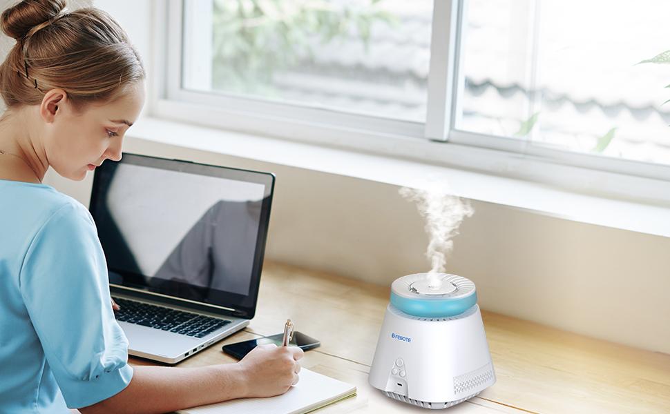 FEBOTE air cleaner