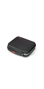 HSU Middle Carrying Case for GoPro (Red)