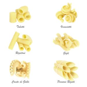 short pasta cuts