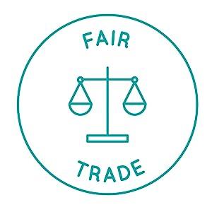 Comercio justo con empresas familiares.