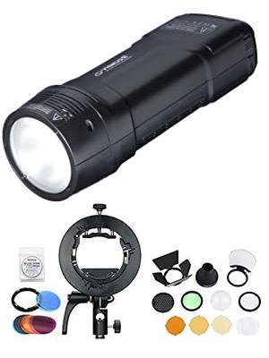 VISICO Vision2 Visico2 Neewer Godox ad200pro ad200 linterna portátil con cabeza de flash a pilas