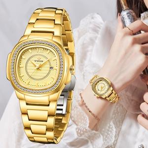 Gold Watch for Women